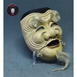 OKINA japanese mask