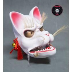 Kitsune japanese mask