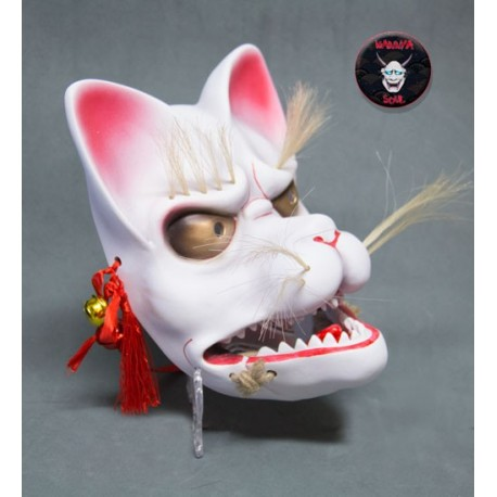 Kitsune japanese mask