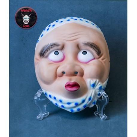 Hyottoko máscara japonesa
